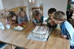 Kamarádová narozeninová oslava