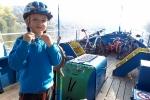 Cyklisticko-plavební výlet do Kávy s párou